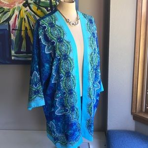 Chico's coverup . Beautiful piece S/M